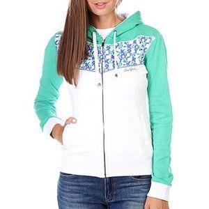 NWT ZooYork zip up hoodie